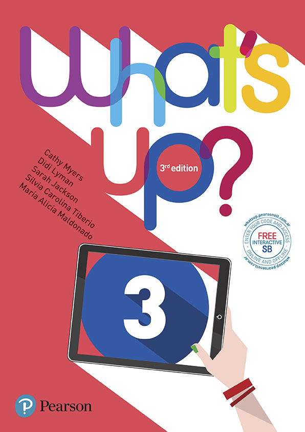 What's Up? 3rd edition